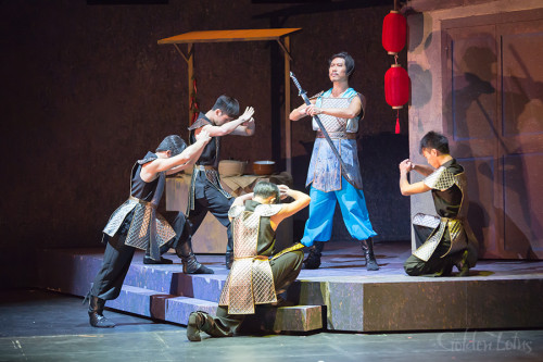 Boon Ho Sung as Wu Sung & Ensemble, Hong Kong